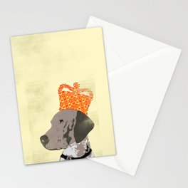 German Shorthaired Pointer Dog Stationery Cards