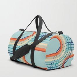 Rainbow Arch Minimal Abstract #2 #decor #art #society6 Duffle Bag