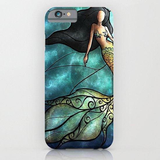 The Mermaid iPhone & iPod Case