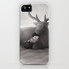 The Only Child iPhone Case