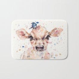 Little Calf Bath Mat
