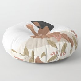 Passion is energy. Feel the power. Floor Pillow