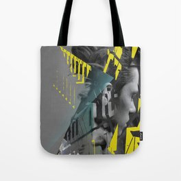 on accident Tote Bag