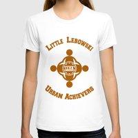lebowski T-shirts featuring Little Lebowski Urban Achievers     The Big Lebowski by Silvio Ledbetter