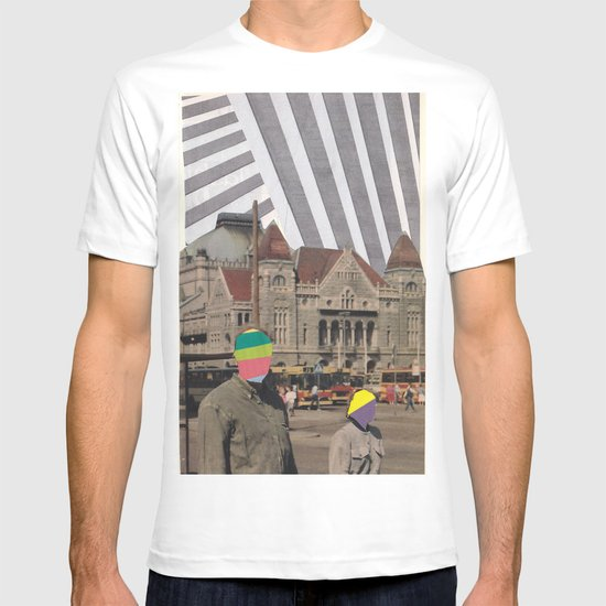 travel weary T-shirt