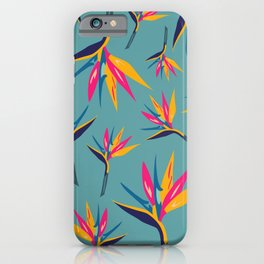 Bird of Paradise #2 iPhone Case
