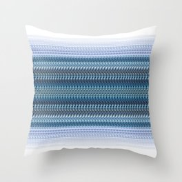 Coral Reef 1 Throw Pillow
