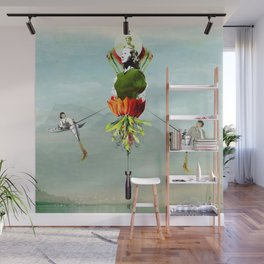 She is the Twelve | Surreal art Wall Mural
