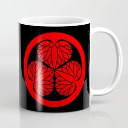 Tokugawa crest Coffee Mug