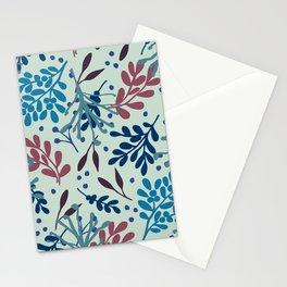 Vegetal Stationery Cards
