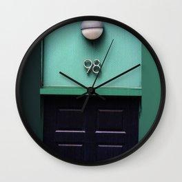 98 Wall Clock