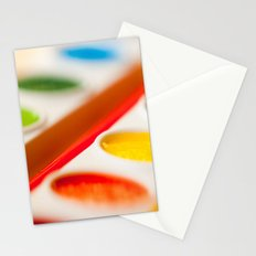 Watercolors Stationery Cards