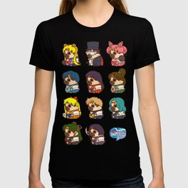 Pretty Soldier Sailor Puglie T-shirt