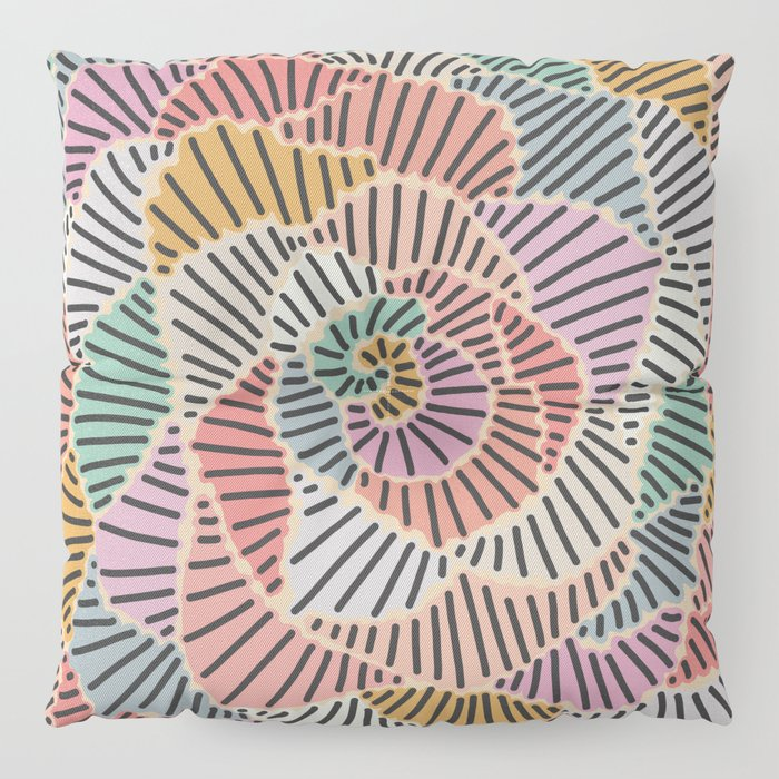 Curves Floor Pillow