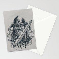 Raider (Viking) Stationery Cards