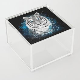 Tiger, don't stop...BE strong Acrylic Box