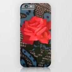 Comic Rose iPhone 6s Slim Case