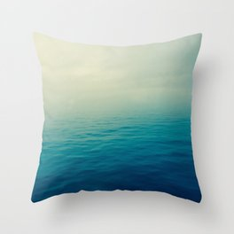 Mid Atlantic Throw Pillow