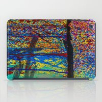 chaos iPad Cases featuring Chaos by Claire Doherty