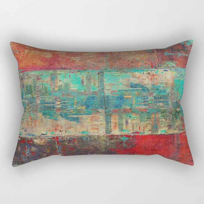 Believing in the Impossible Rectangular Pillow