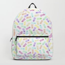 Gummy Bears Pastel Backpack