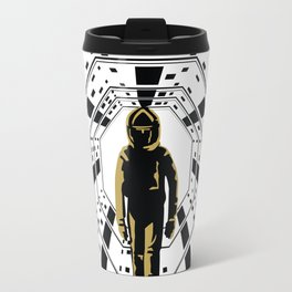 A space odyssey Travel Mug