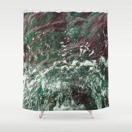 ferocity Shower Curtain