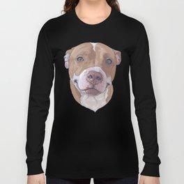 Happy Stafford Long Sleeve T-shirt