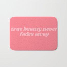 true beauty Bath Mat