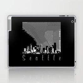 Seattle Skyline Laptop & iPad Skin