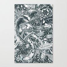 void party Canvas Print