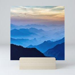 Mountains 11 Mini Art Print