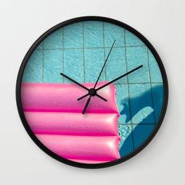 Greek Lilo Wall Clock