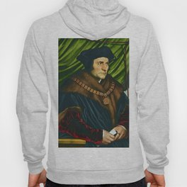 Sir Thomas More by Hans Holbein (1527) Hoody