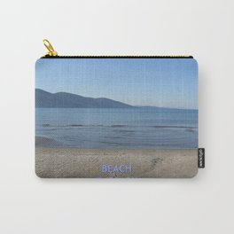 Beach Therapy Carry-All Pouch