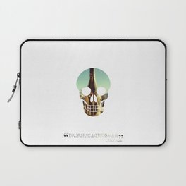 """""""Too much of anything is bad, but too much Champagne is just right"""" Laptop Sleeve"""