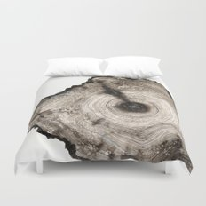 cross-section I Duvet Cover