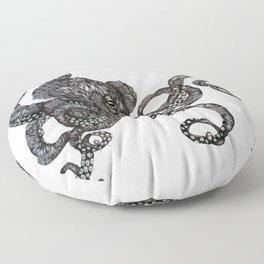 Barnacle Octopus Floor Pillow