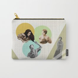 Love triangle and jealousy Carry-All Pouch