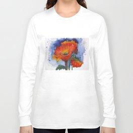Flowers  Emerged Long Sleeve T-shirt
