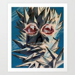 Shrike Art Print