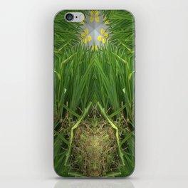 Butterfly Nest iPhone Skin