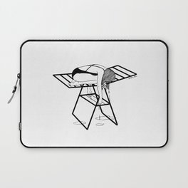 Dry Your Tears Laptop Sleeve