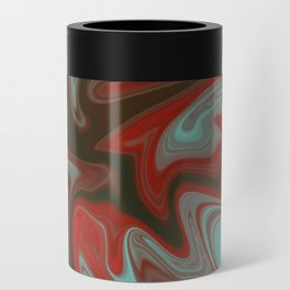 Amber glow Can Cooler