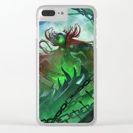 Spawn Clear iPhone Case