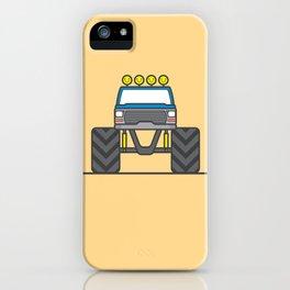 #5 Bigfoot iPhone Case