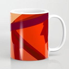 Red Fuel and Refuel Coffee Mug
