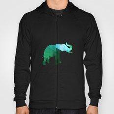 Emerald Elephant Hoody