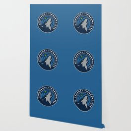 MinnesotaTimberwolves Logo Wallpaper