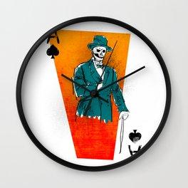 Mayor of Ham Town Wall Clock